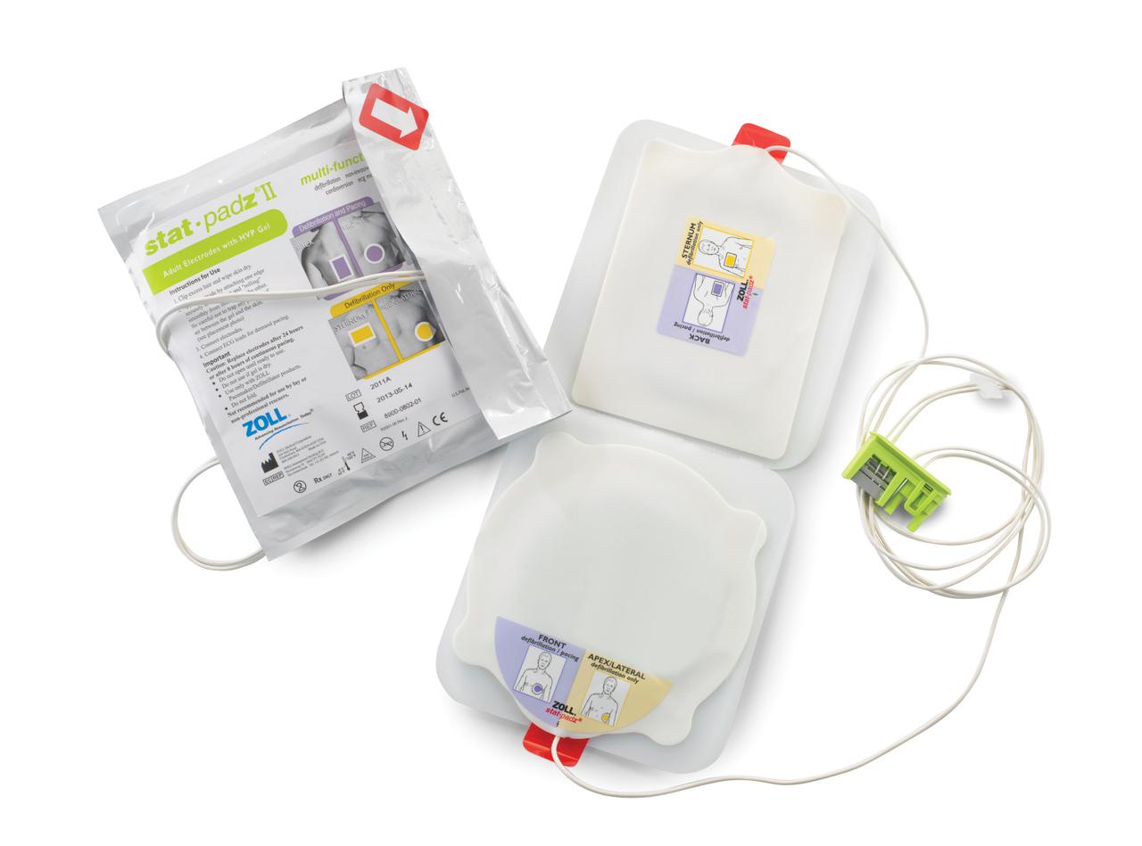 Electrodos Pediátricos ZOLL AED PLUS