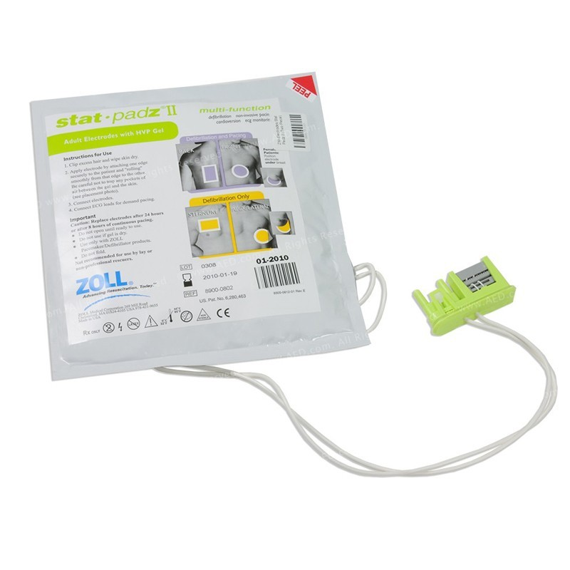 Electrodos Adulto ZOLL